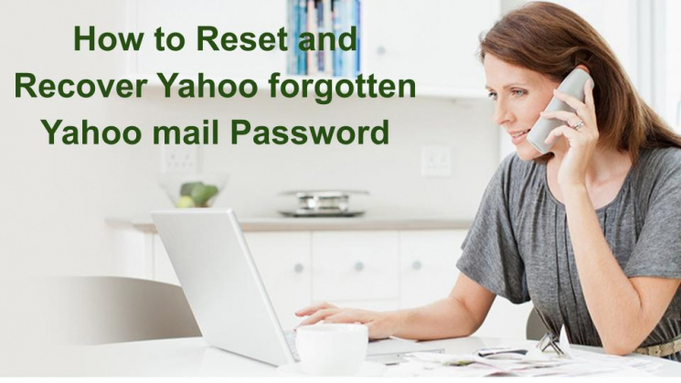 -Recover Yahoo Account